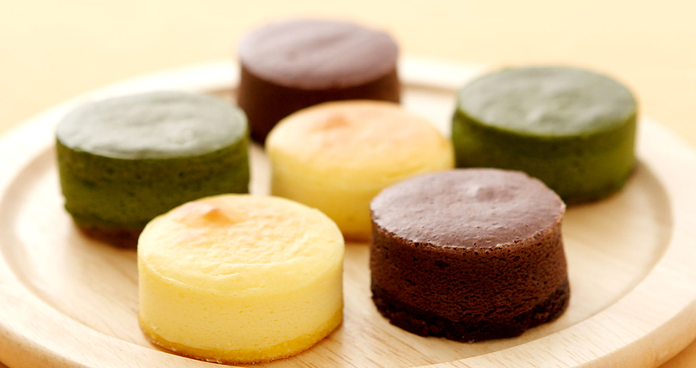 焼きチーズシリーズ