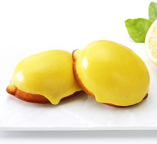 菓子職人・レモンケーキ